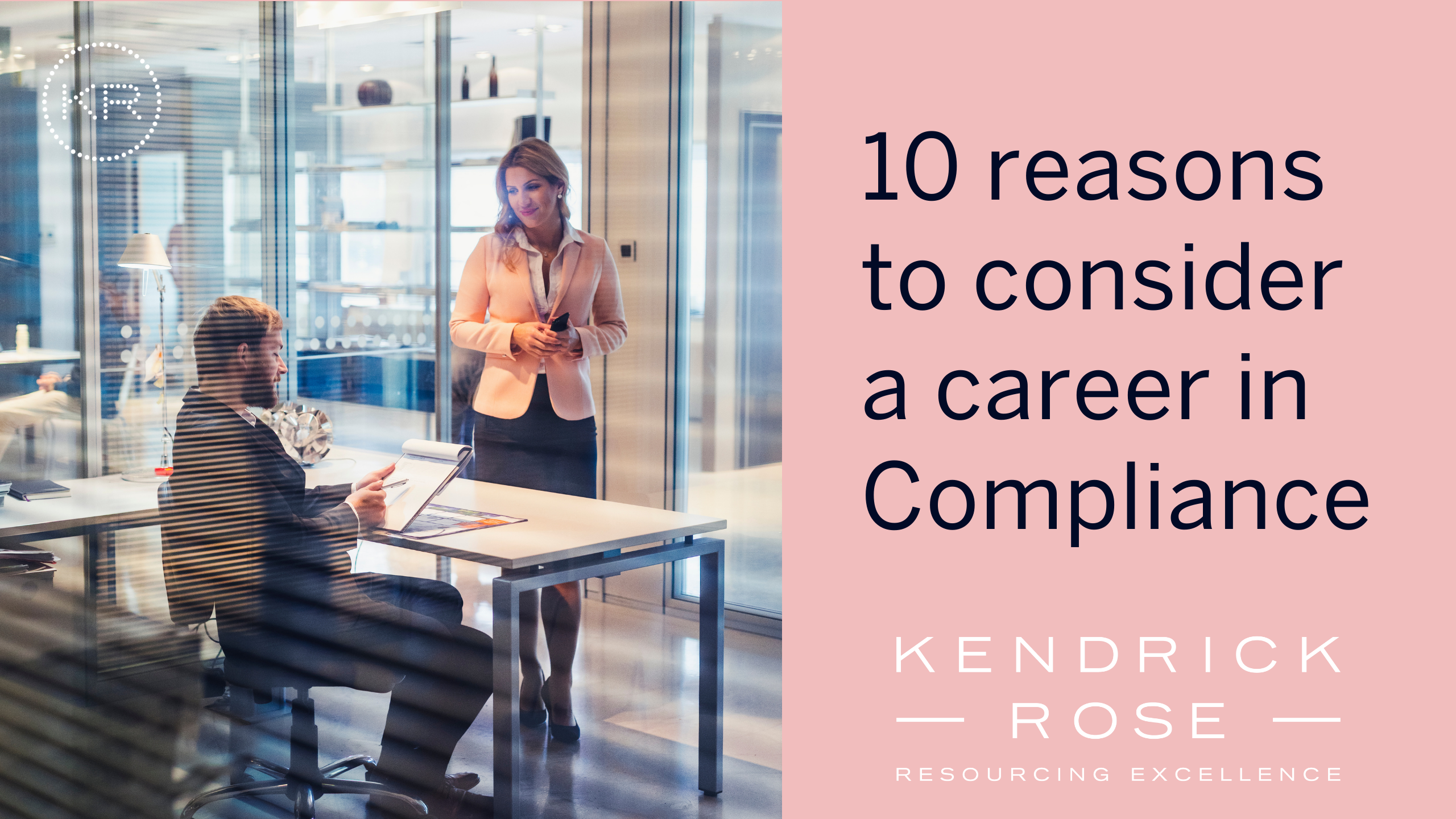 10 Reasons To Consider A Career In Compliance 1
