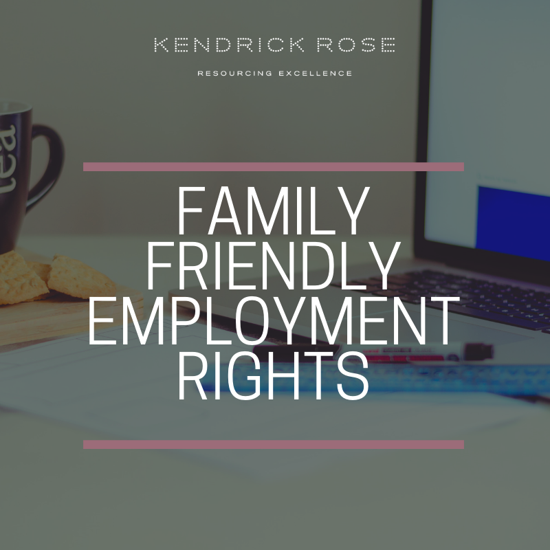 Family Friendly Employments Blog Graphic