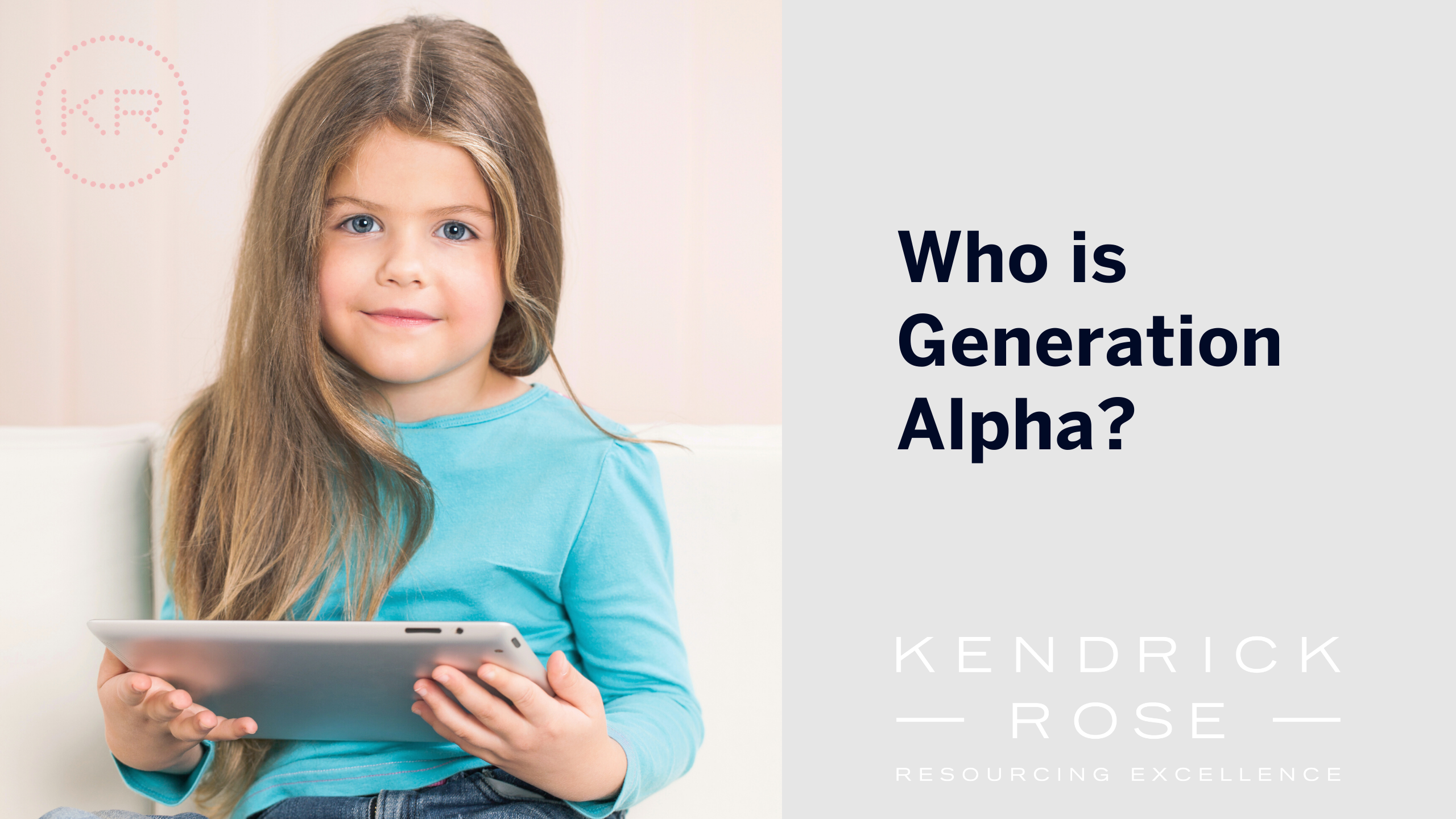 Generation Alpha 1