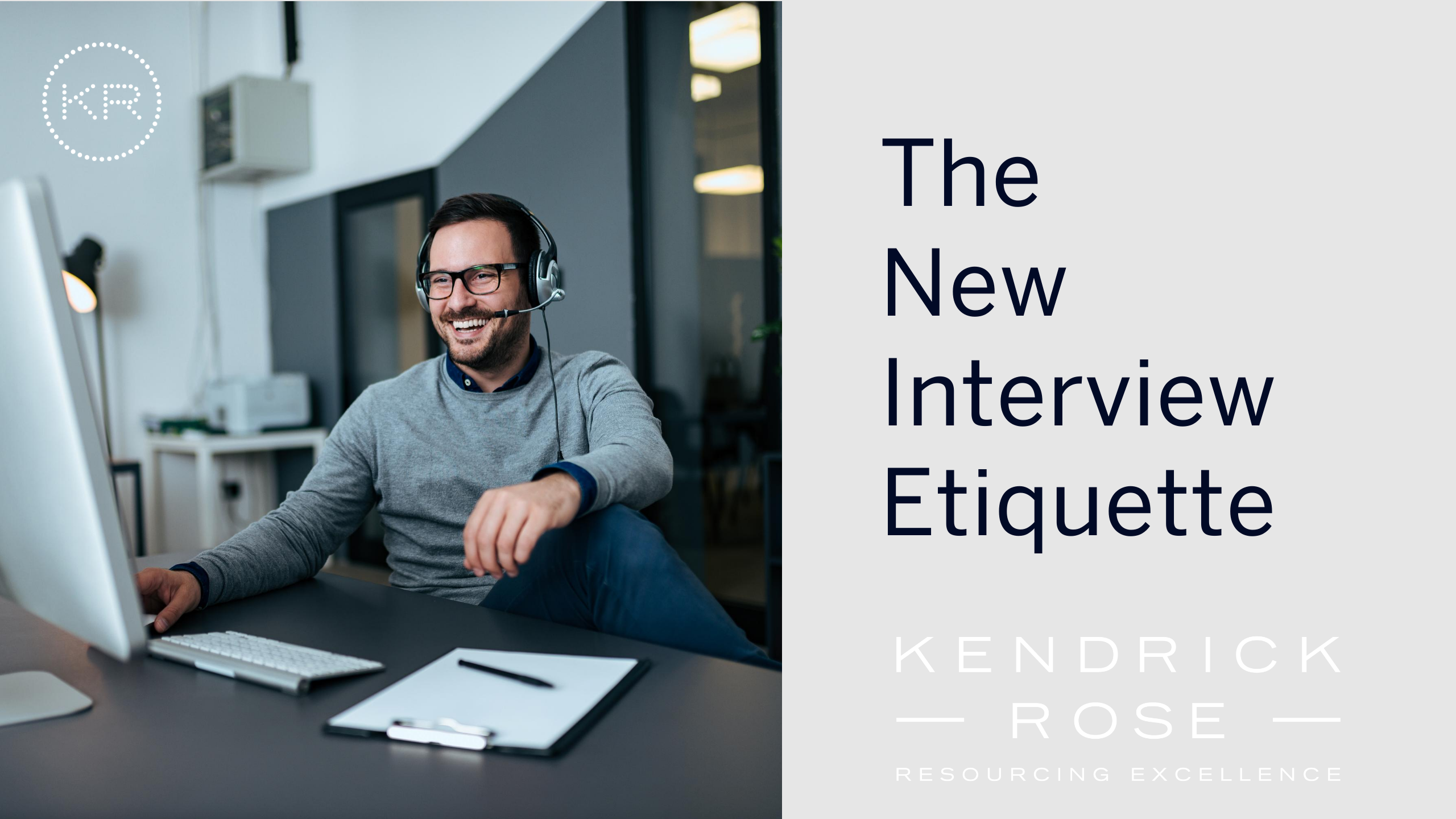 New Interview Etiquette 1