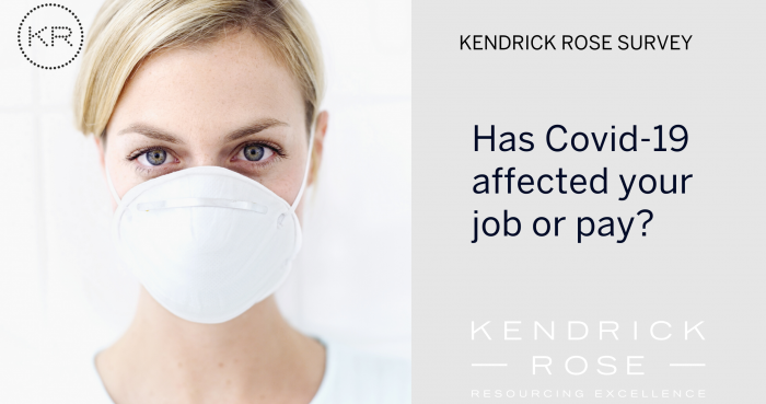 How Coronavirus Has Affected Jobs And Pay Survey 1