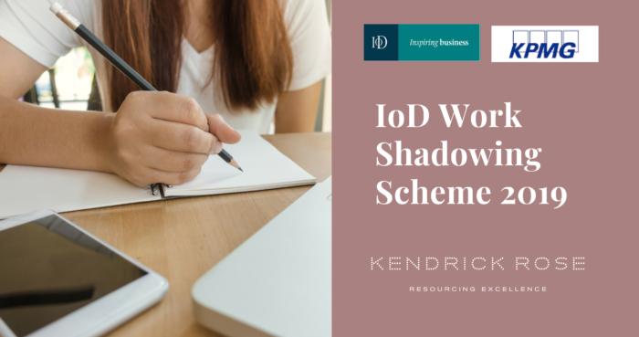 Iod Work Shadowing Scheme 2019 1