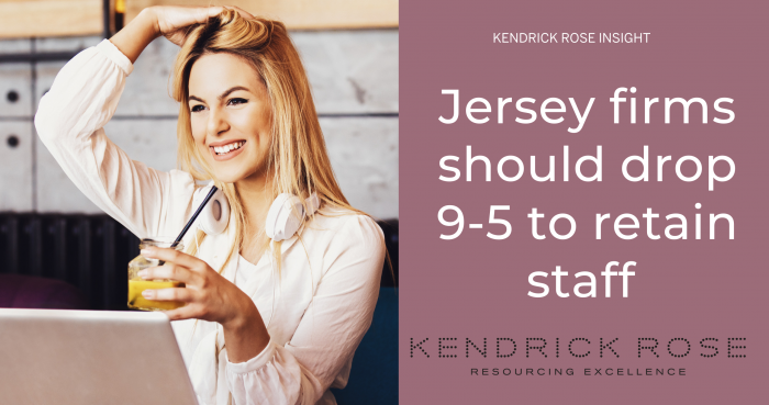 Jersey Firms Should Drop 9 5 1 2