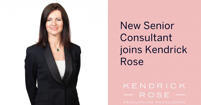 New Senior Consultant Joins Team