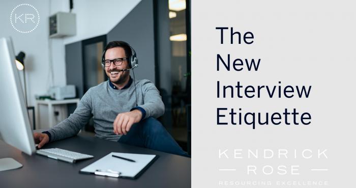 New Interview Etiquette 1