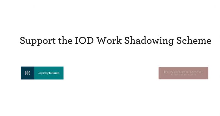 Support The Iod Work Shadowing Scheme New