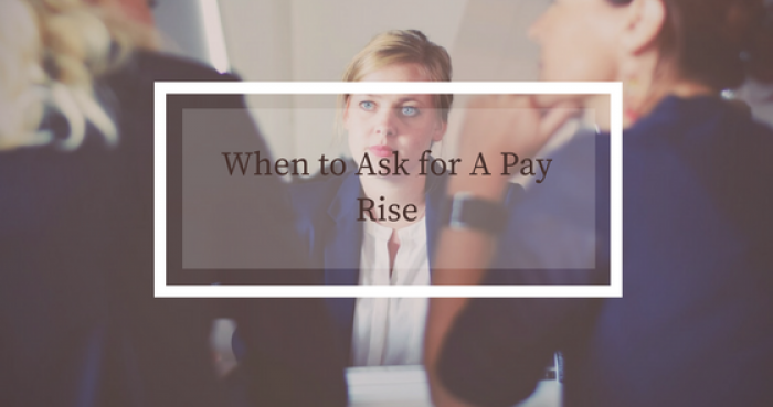 When To Ask For Apay Rise