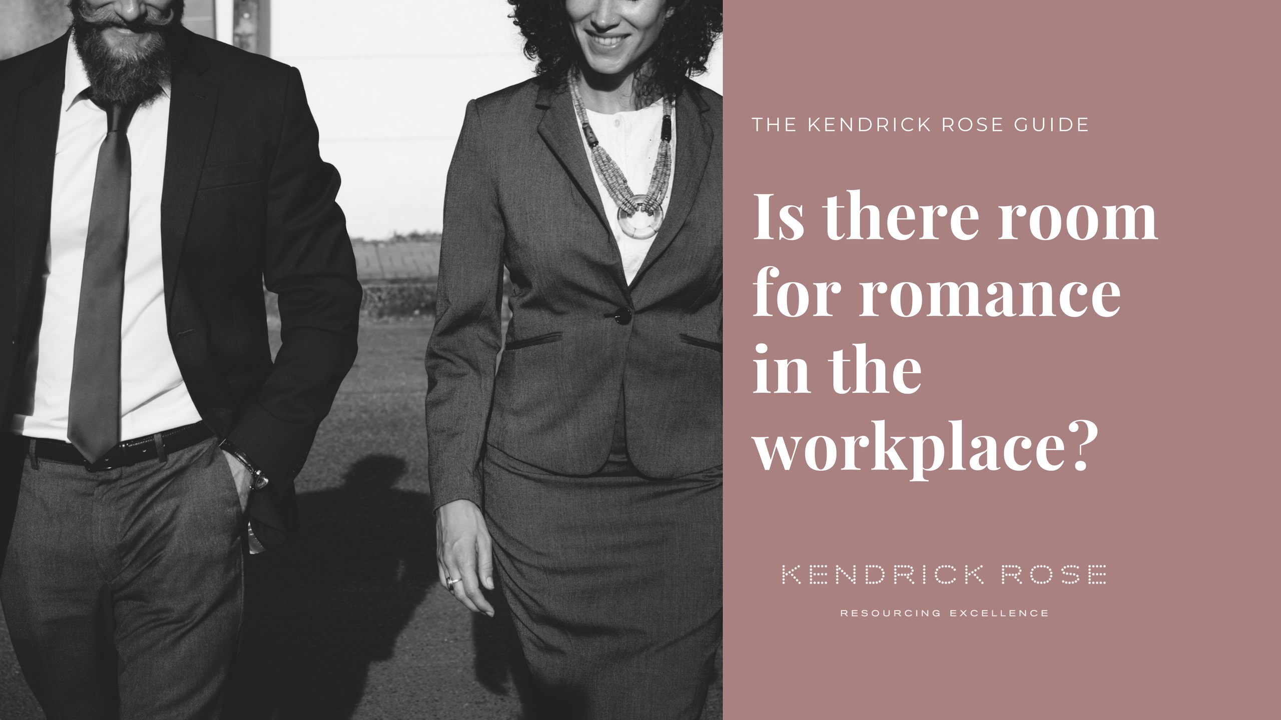 Is There Room For Romance In Workplace