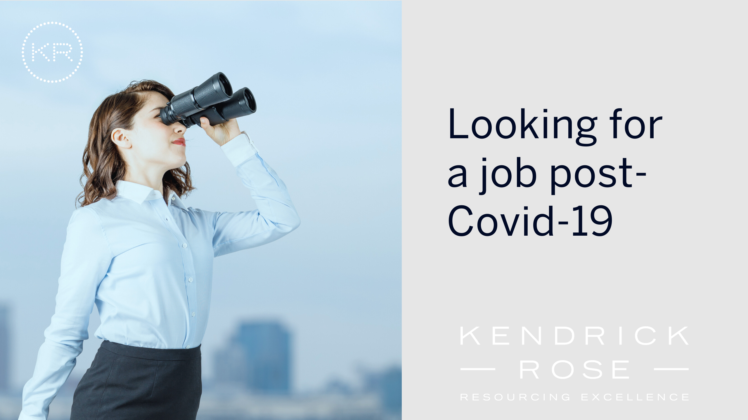 Looking For A Job Post Covid 1